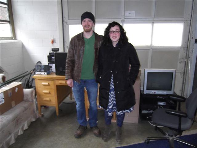 Ben & Becca W4UVA (1)