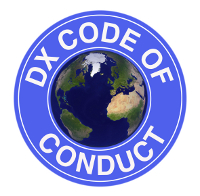 We support the DX Code of Conduct.